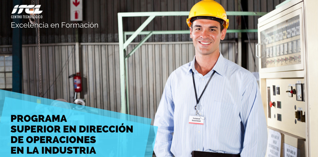 Advanced Program in industrial operations management