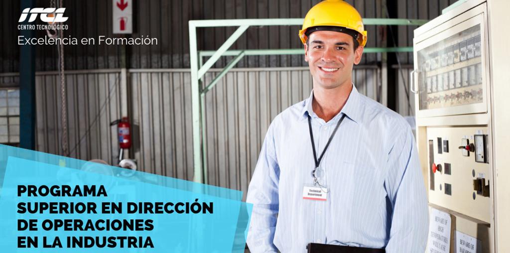 Programa Superior en Dirección de Operaciones en la Industria