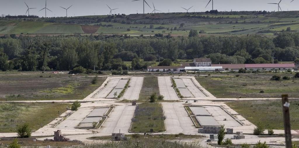 parque tecnologico de Burgos