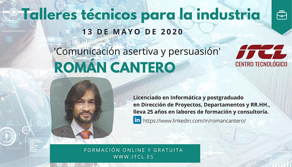 comunicacion asertiva Roman Cantero