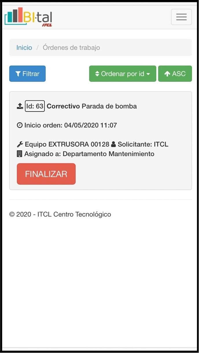 ITCL BI-tal