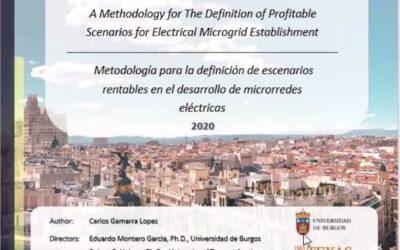 Carlos Gamarra defiende su tesis en la Universidad de Burgos