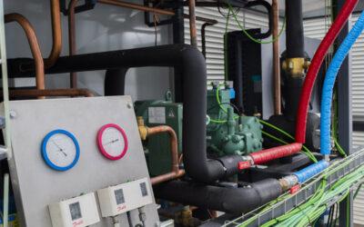 Planta piloto de refrigeración industrial en ITCL