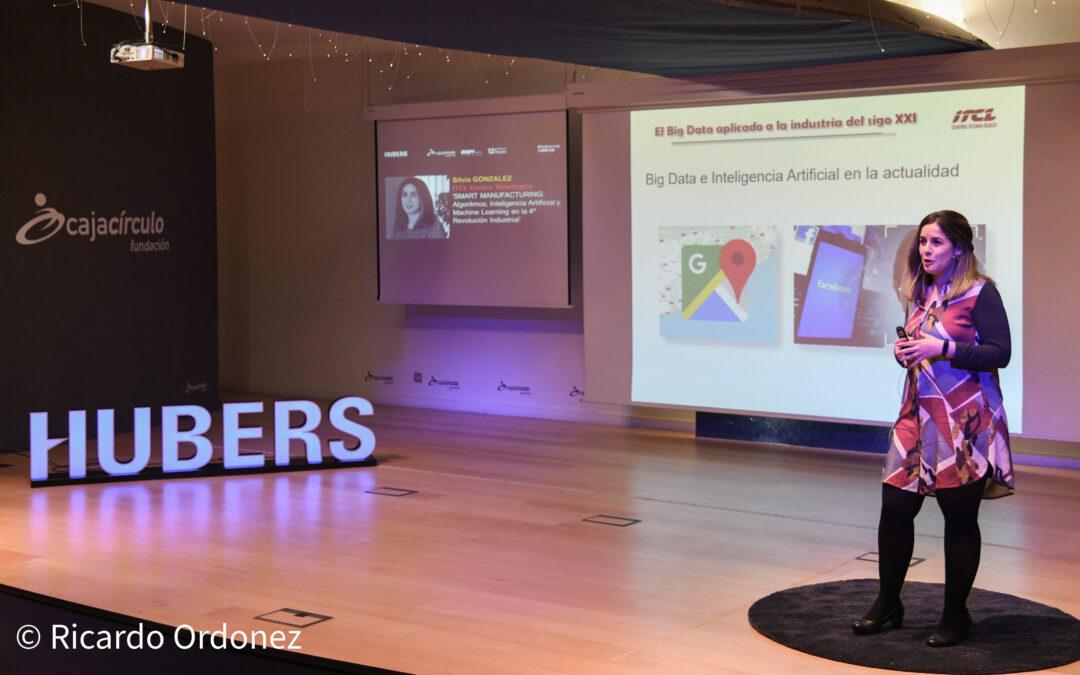 Big Data, protagonista de la última sesión de 'Hubers'