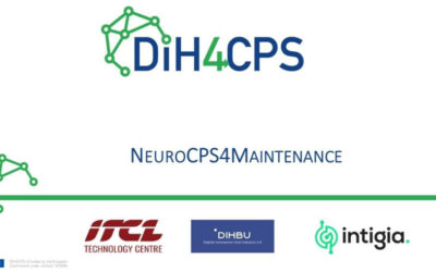 ITCL, Intigia and Dihbu start their project NeuroCPS4Maintenance, on new intelligent sensors for industrial maintenance