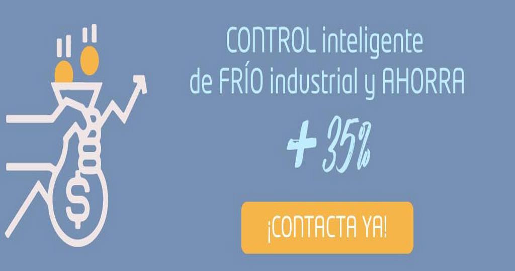 control inteligente de frio industrial
