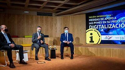 """La digitalización, un proceso """"imprescindible"""" en la empresa actual"""