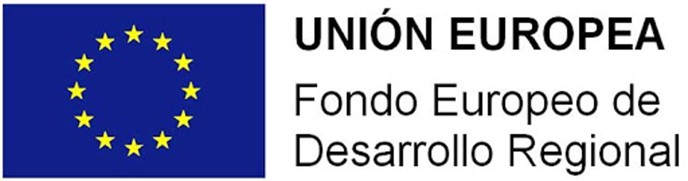 UE Fondo Europeo de Desarrollo Regional