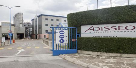 Adisseo – Intelligent industrial intralogistics management system