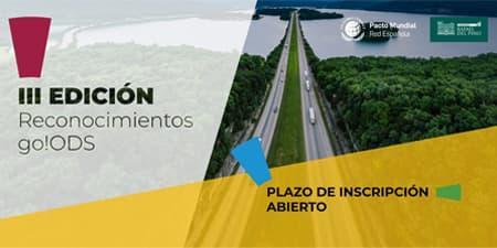 Convocatoria premios go!ODS