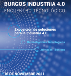 Expertos abordarán retos y casos de éxito de la industria inteligente en el 'Encuentro Tecnológico Burgos Industria 4.0'